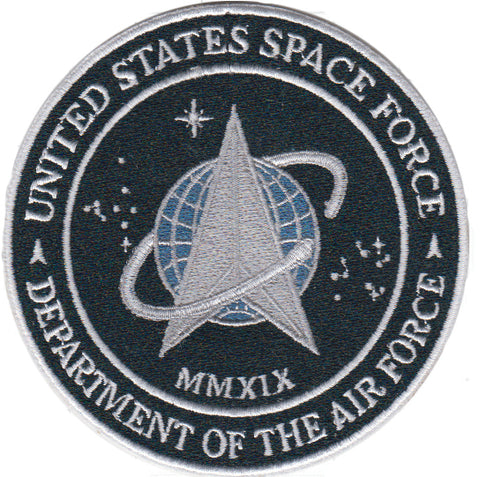 US SPACE FORCE PATCH - 2 Pack