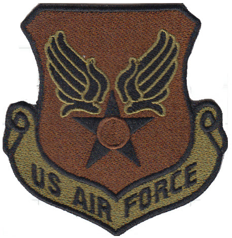 US Air Force Spice Brown Patch - 2 Pack