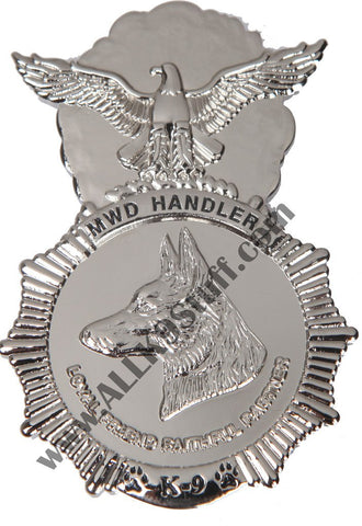 Image of Air Force SF K9 Badge / Coin