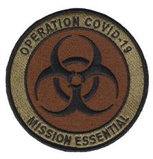Image of Mission Essential OCP Operation COVID-19 Patch