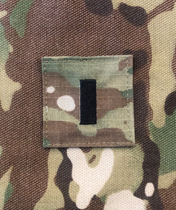 Air Force OCP Rank with hook - First Lieutenant (1LT/02) - 2 pack