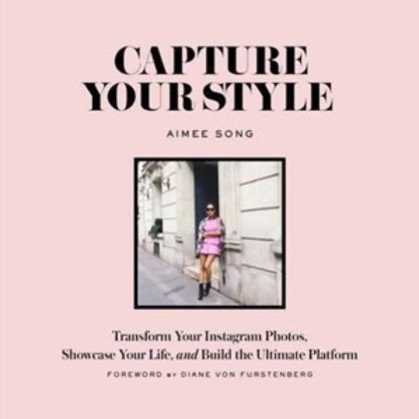 Capture Your Style by Aimee Song - Maissone