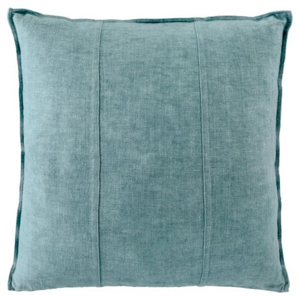 Luca Linen Square Cushion Sea Mist - Maissone