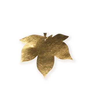 Gold Card Leaf Maple 3pk