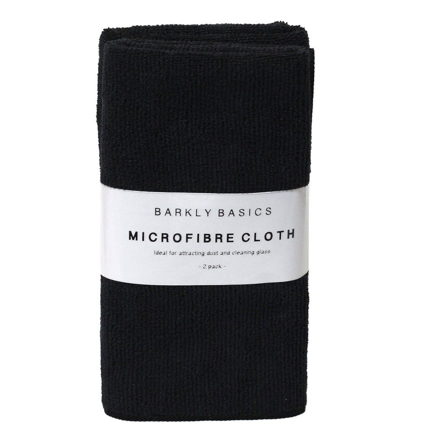 Microfibre Cloths 2pkt