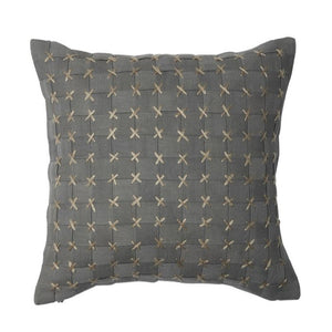 Flette Grey Cushion