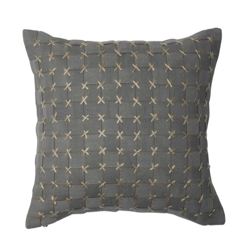 Flette Grey Cushion - Maissone