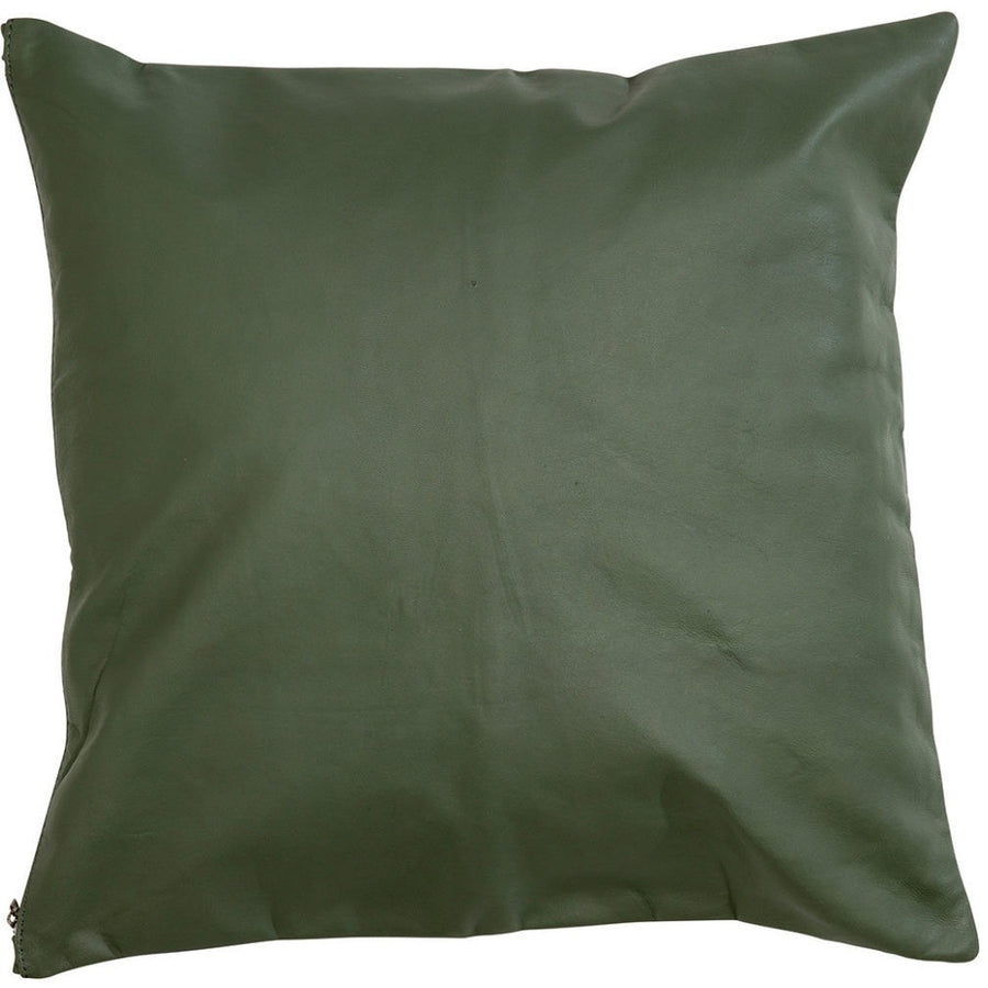 The Joey Leather Cushion - Maissone