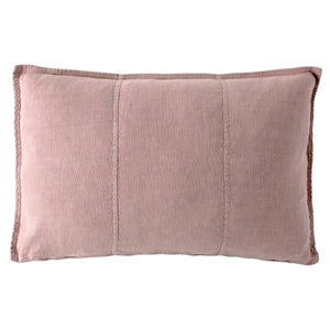 Luca Linen Rectangle Cushion Musk - Maissone