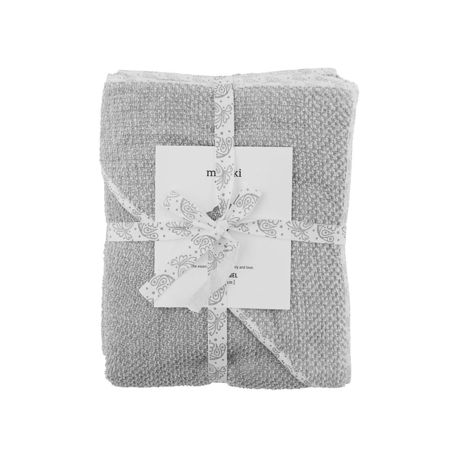 Baby towel Meraki Grey - Maissone