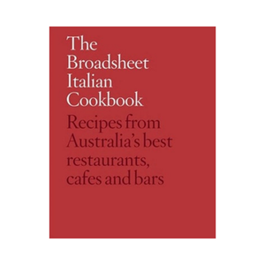Broadsheet Italian Cookbook - Maissone