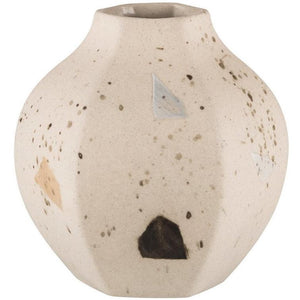 Carved Vase Rounded Confetti - Maissone