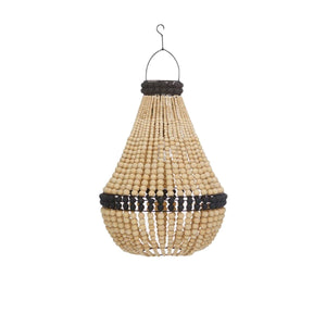 Wooden Bead Chandelier - Maissone
