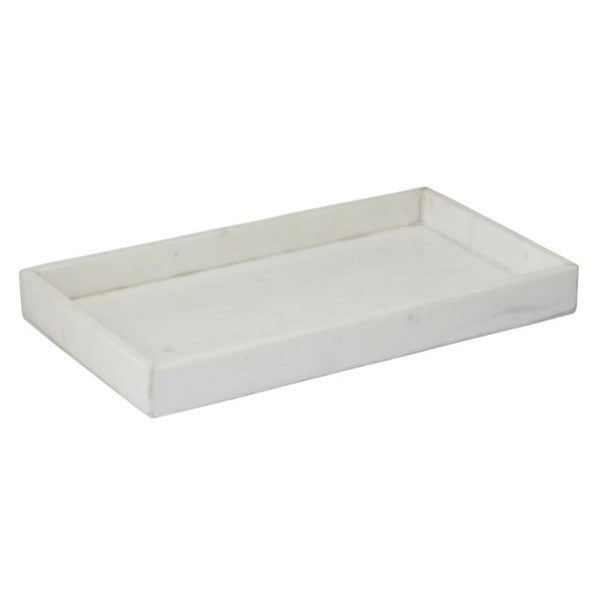 Rectangle Cararra Marble Tray - Maissone