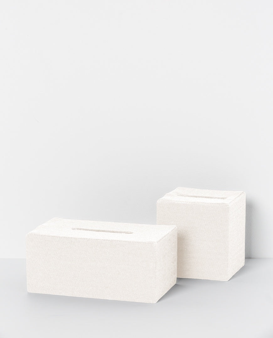 Tela Canvas Tissue Box Square