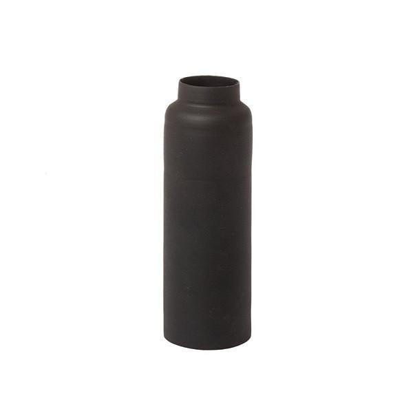 Bottle Vase black - Maissone