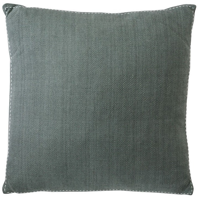 Stitch Cushion Charcoal - Maissone