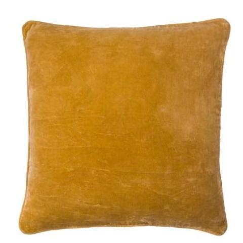 Lynette Cushion Mustard - Maissone