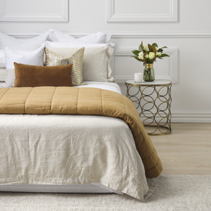 Duvet White + Natural - Maissone