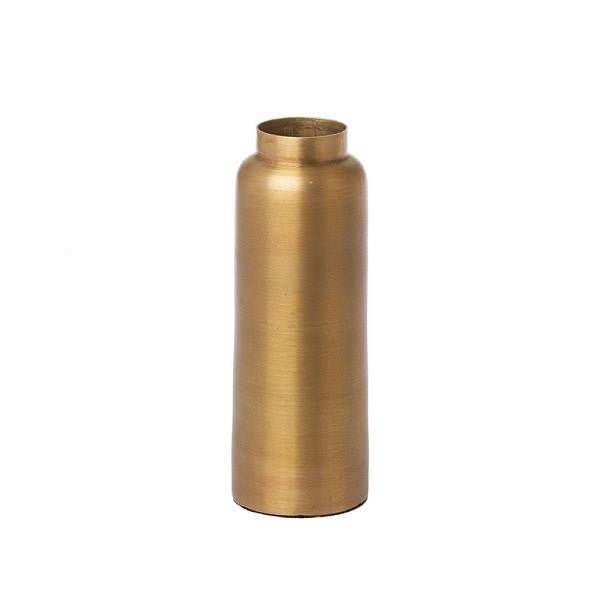 Bottle Vase Brass - Maissone
