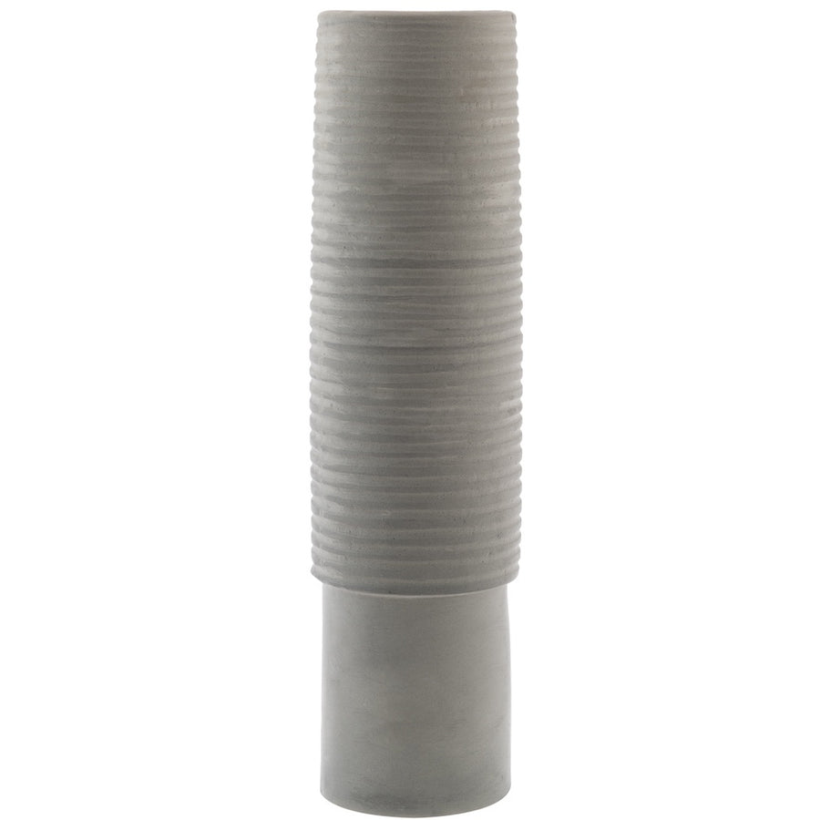 Tall Vase Large Grey - Maissone