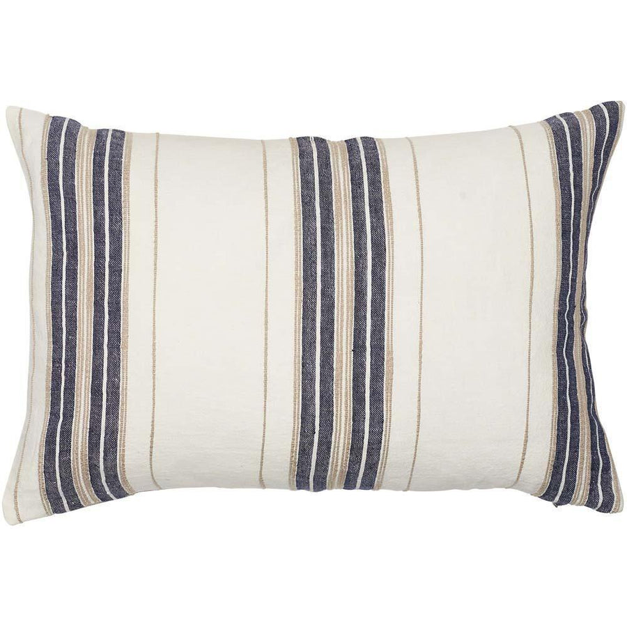 Oxford Cushion Rectangle Navy