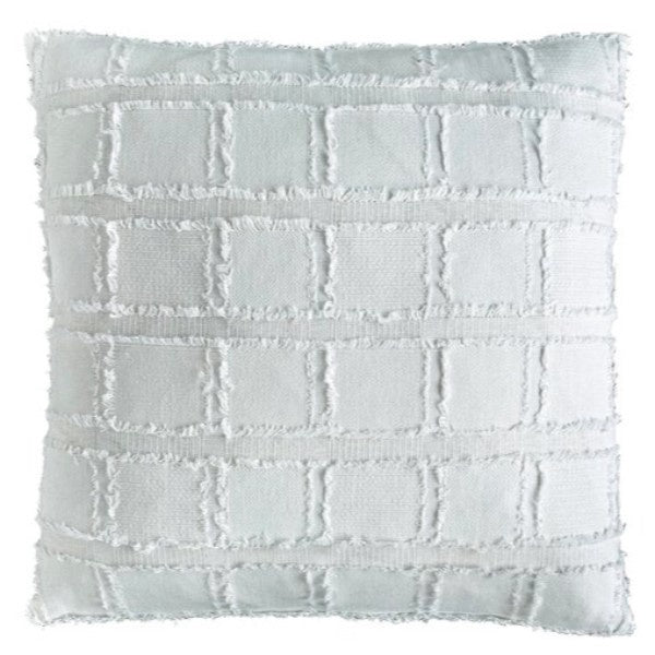 Bedu Square Cushion White - Maissone