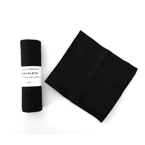 Black Swedish Dish Cloths 2pkt - Maissone