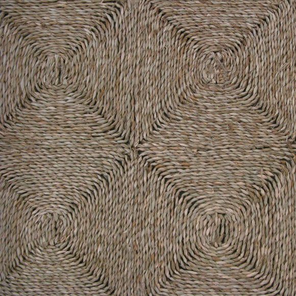 Hand Made Natural Sea Grass Rug - Bespoke Service - Maissone - 1