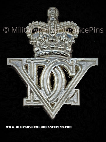 5th Royal Inniskilling Dragoon Guards Regimental Lapel Pin