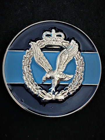 Army Air Corps AAC Colours Lapel Pin