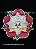 Cornwall Fire & Rescue Service Remembrance Flower Lapel Pin