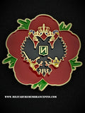 49 & 156 Inkerman Battery Royal Artillery Remembrance Flower