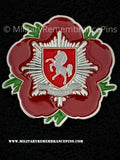 Kent Fire & Rescue Service Remembrance Flower Lapel Pin