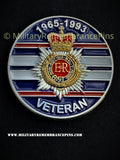 Royal Corps of Transport Colours Lapel Pin