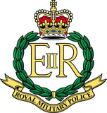 Royal Military Police RMP Remembrance Flower Lapel Pin
