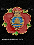 Royal Naval Auxiliary Service RNXS Remembrance Lapel Pin