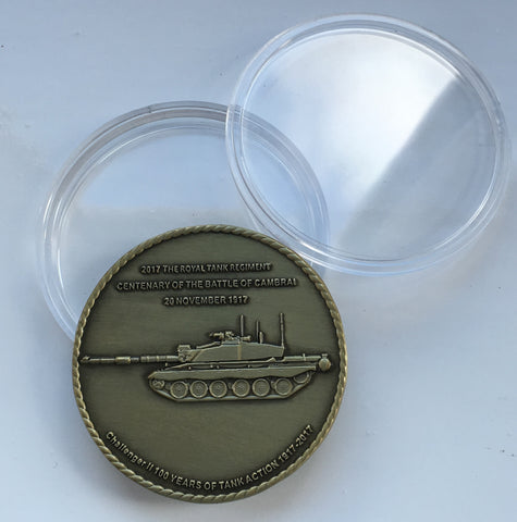 Commemorative Coin 100 Years of Tank Action (RTR COIN)