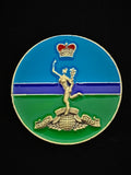 Royal Corps of Signals Colours Lapel Pin
