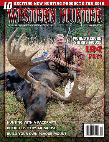 Western Hunter Magazine Spring 2016