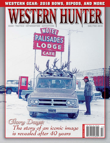 Western Hunter Magazine Jan/Feb 2018