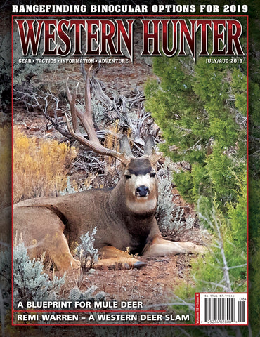 Western Hunter Magazine July/August 2019