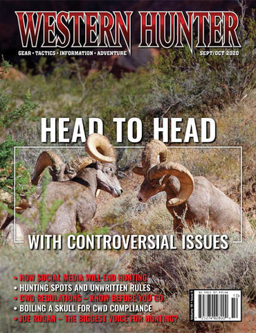 Western Hunter Magazine September/October 2020