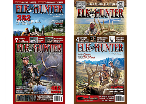 Elk Hunter Magazine-The Complete Collection