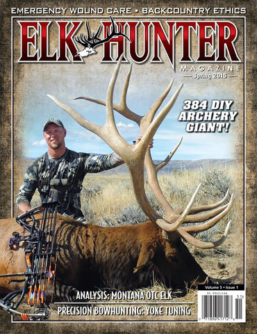 Elk Hunter Spring 2015