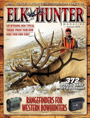 Elk Hunter Summer 2015