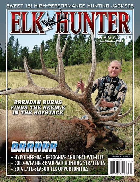 Elk Hunter Winter 2014