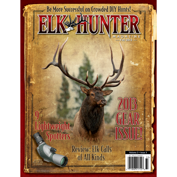 Elk Hunter Magazine Fall 2013