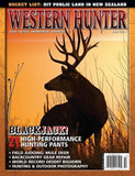 Western Hunter Magazine Subscription + Free DVD