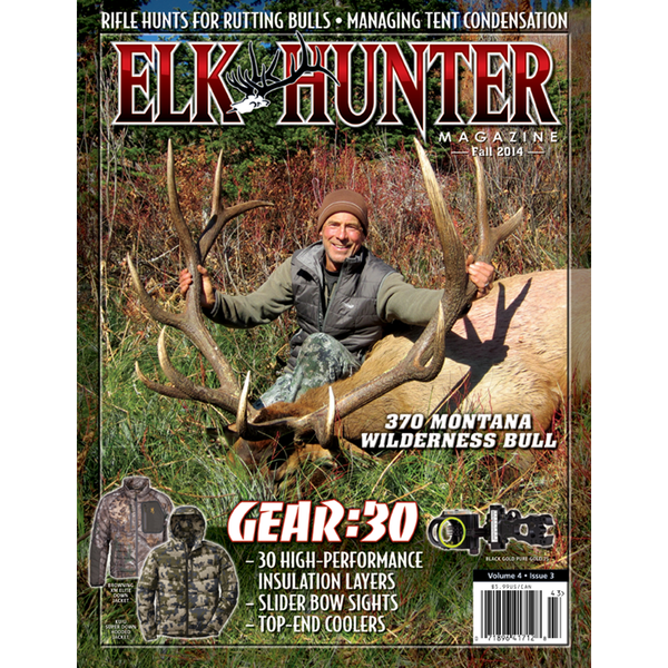 Elk Hunter Magazine Fall 2014